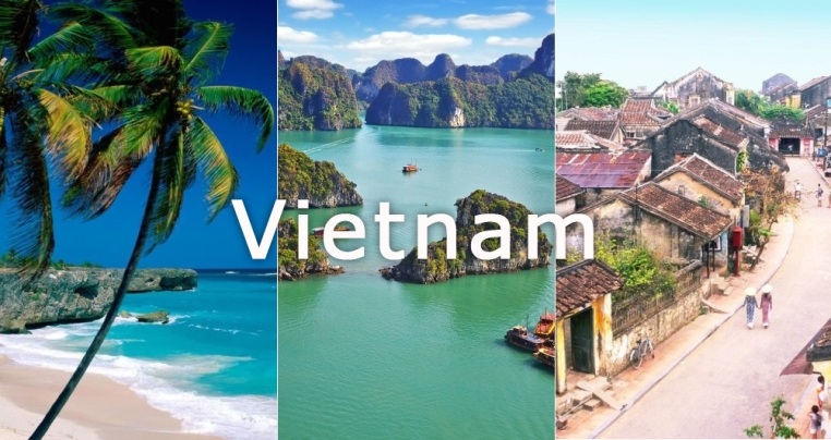 Backpacking Asia - Việt Nam!